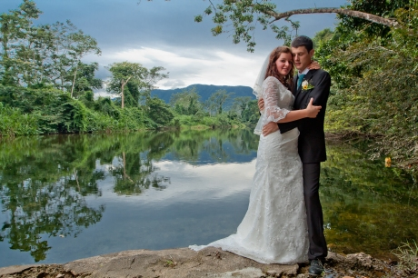 wedding photographer in belize