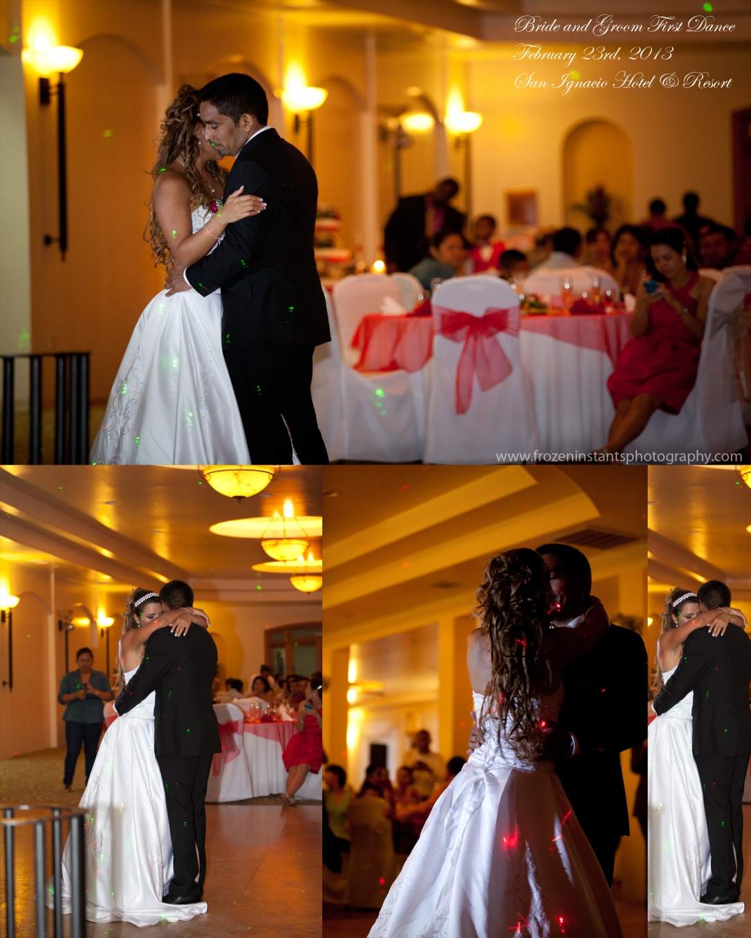 First dance, Bride and groom