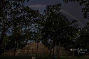 cahal pech mayan ruin