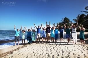 Belize beach vacation
