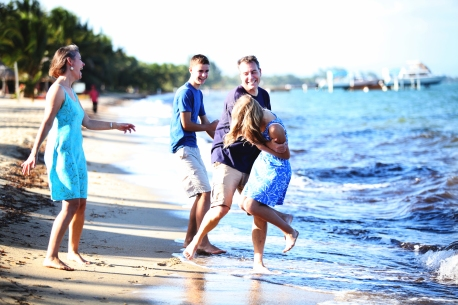 family vacation Hopkins